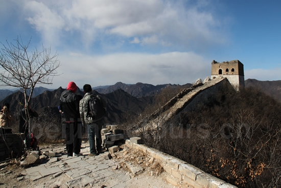 Jiankou Great Wall 3