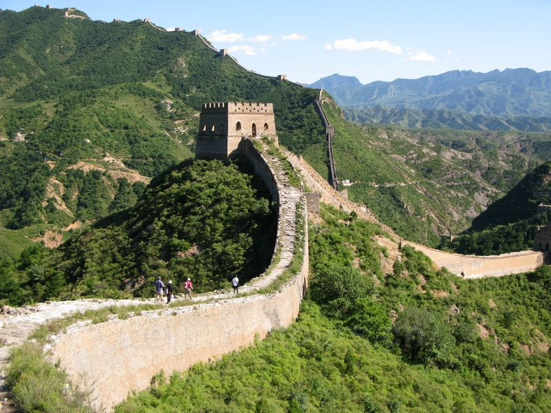 Jinshanling Great Wall 3