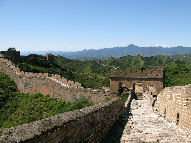 Jinshanling Great Wall 8