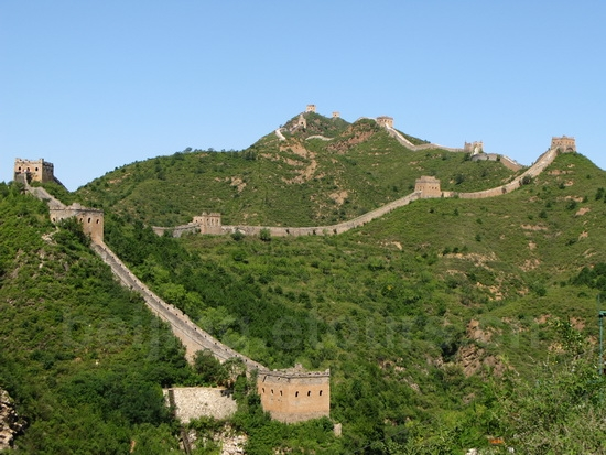 Simatai Great Wall 1