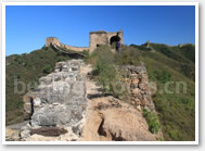 10 km Hike from Gubeikou Great Wall to Jinshanling Great Wall