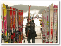 Beijing Snow-world Ski Resort