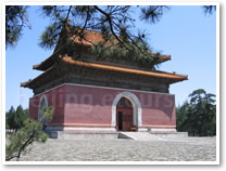 Baoding Western Qing Tombs