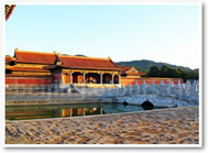 Huangyagang Great Wall + Eastern Qing Tombs