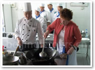 Beijing Cooking Learning Day Tour A