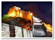 Night Tour of the Badaling Great Wall